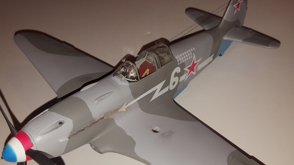 YAK 3 - Normandie Niemen 1/32 Special Hobby - Page 3 15621920161106201200