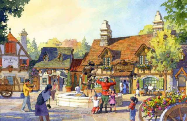[Tokyo Disney Resort] Plan d'investissement incluant New Fantasyland et nouveau port à Tokyo DisneySea (2014-2024)  - Page 4 156237w106