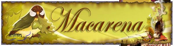 Nombres con M 1567182Macarena