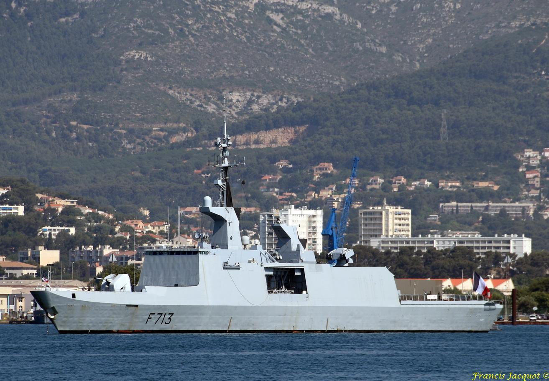 [LES PORTS MILITAIRES DE MÉTROPOLE] Mouvements de Bâtiments dans la rade de Toulon - Page 13 156833433