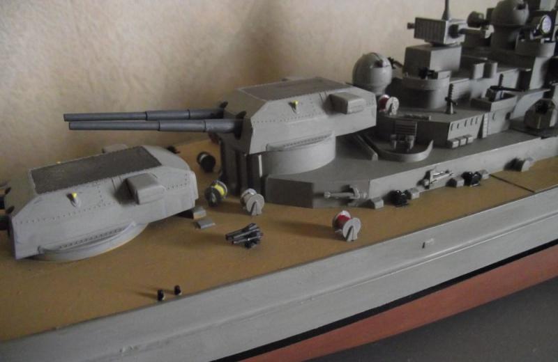Tirpitz Tamiya 1x350 156854Tirpitz8