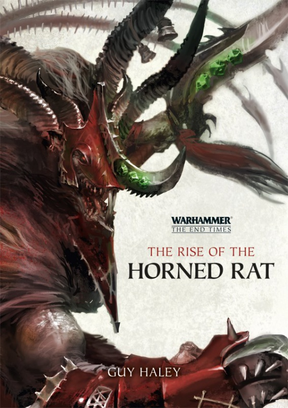[The End Times] - IV - The Rise of the Horned Rat de Guy Haley 157180RiseofthehornedratHB