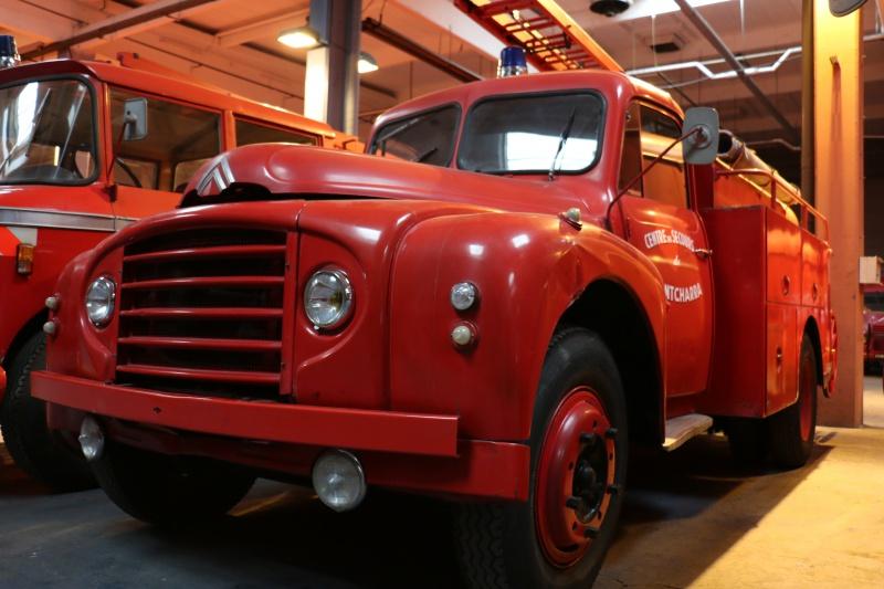 Des camions à gogo....Musée des sapeurs pompiers de Lyon 159007IMG6729