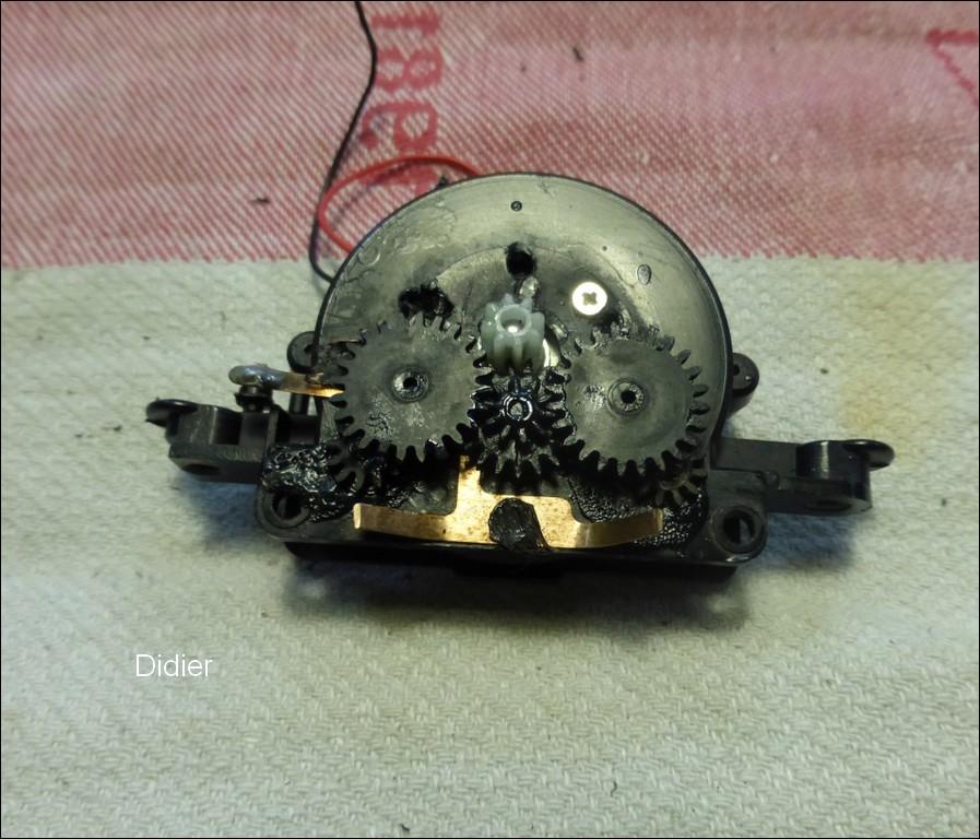 Bricolage d'un locotracteur... 15905016505