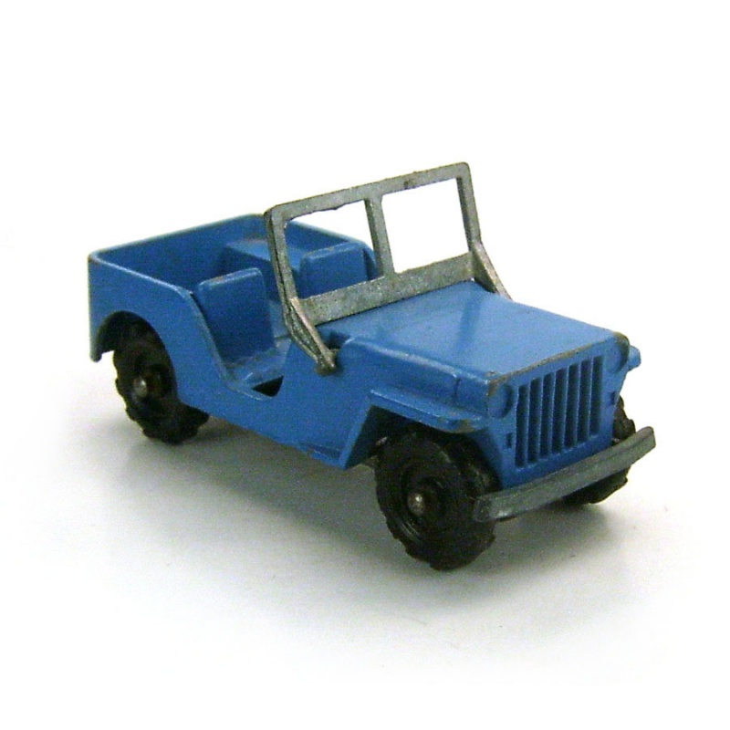 N°07 Jeep 159416881