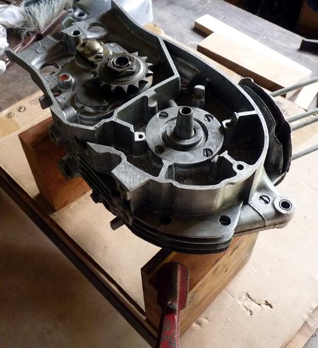 piston - Le support pour piston 159523P1030642