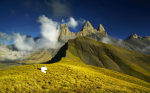 Pic de Montagne (bord de la vallée)