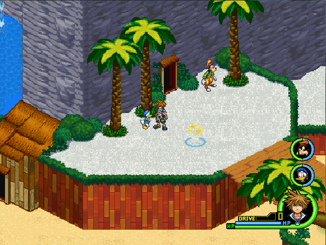 Kingdom Hearts les mondes perdus  159840Screenshots