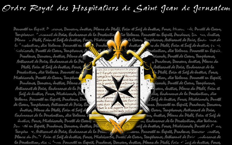 Ordre Royal des Hospitaliers de Saint Jean de Jérusalem