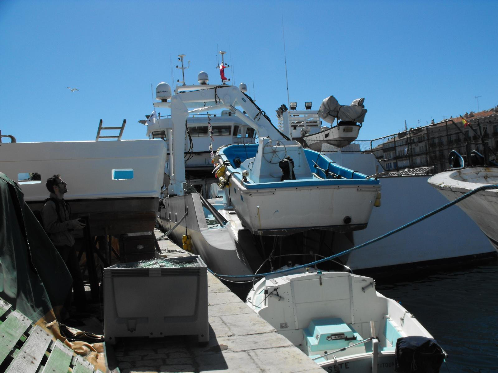 [Autres sujets non Marine] Le port de Sète 16027920160215Ste20160067