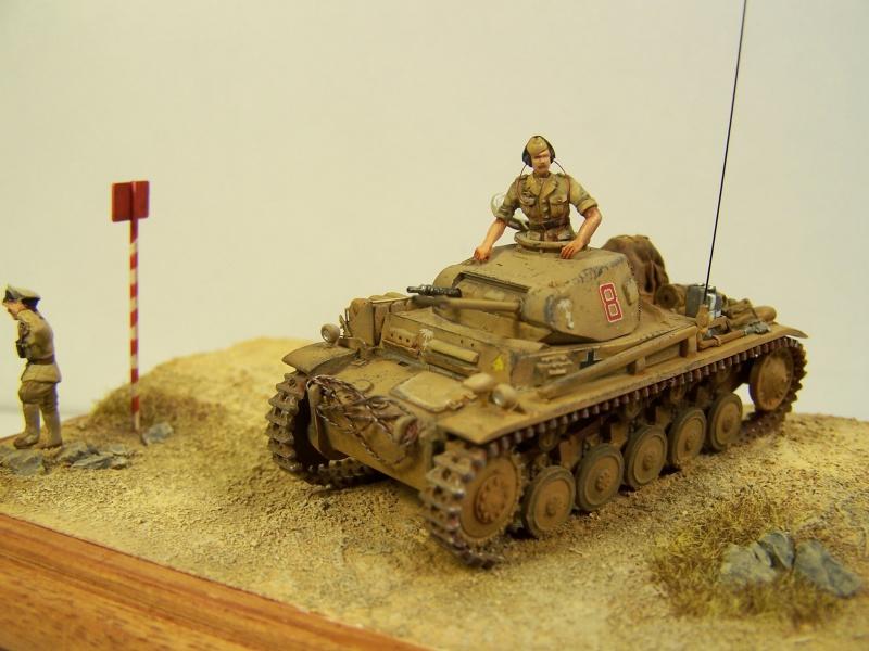 Panzer 2 aus F  Cyrénaique 1941 1604721005393