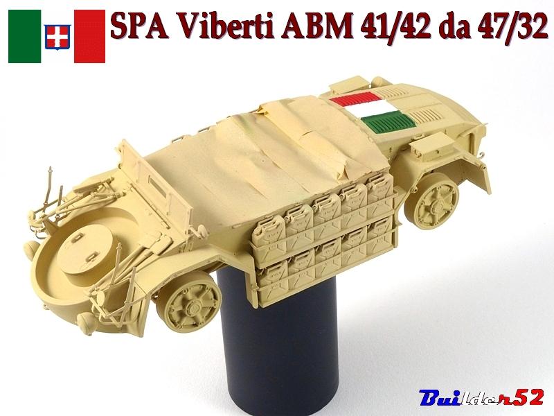 ABM 41/42  AT 47/32 - Italeri 1/35 160484P1050176