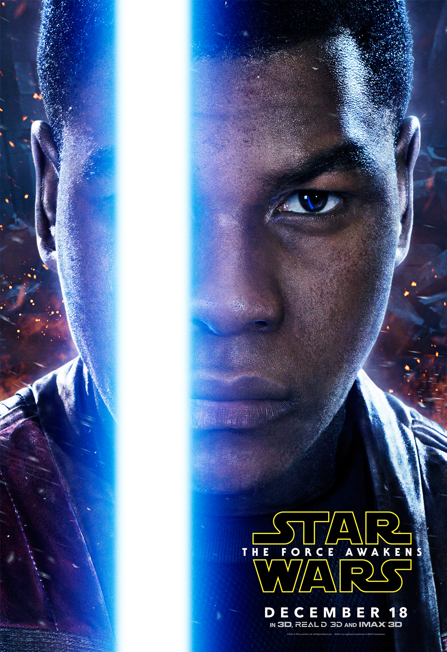 7 - Star Wars VII - Le casting  - Page 6 160800FinnTFA