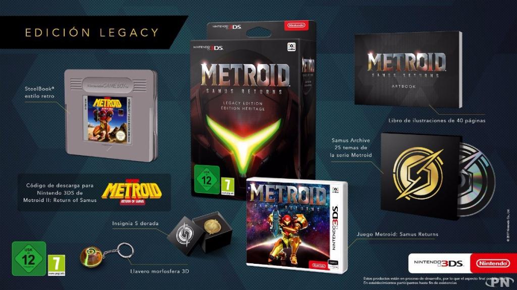 Metroid : Samus returns 161469594c1695a2d1c5