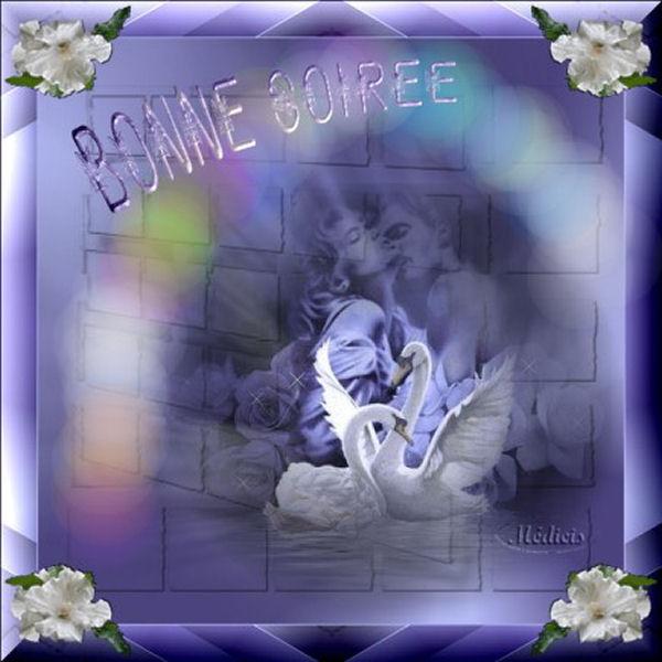 BONNE SOIRÉE DE VENDREDI 162810POETIQUE