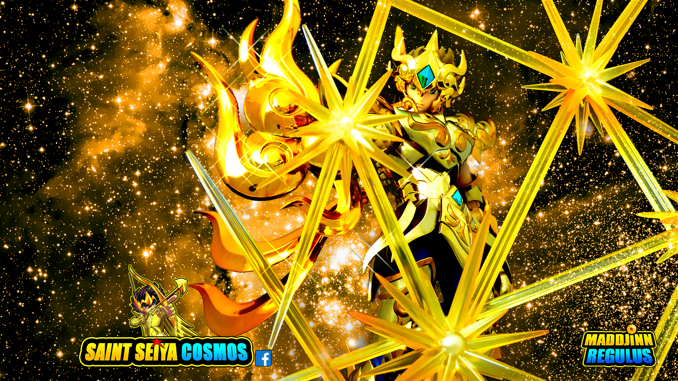 Les photos/montages de votre Myth Cloth EX du Lion Soul of Gold (God Cloth) - Page 2 163024leosogex