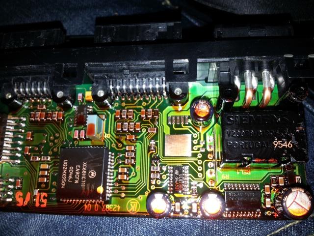 probleme centralisation alarm 163040modulporte