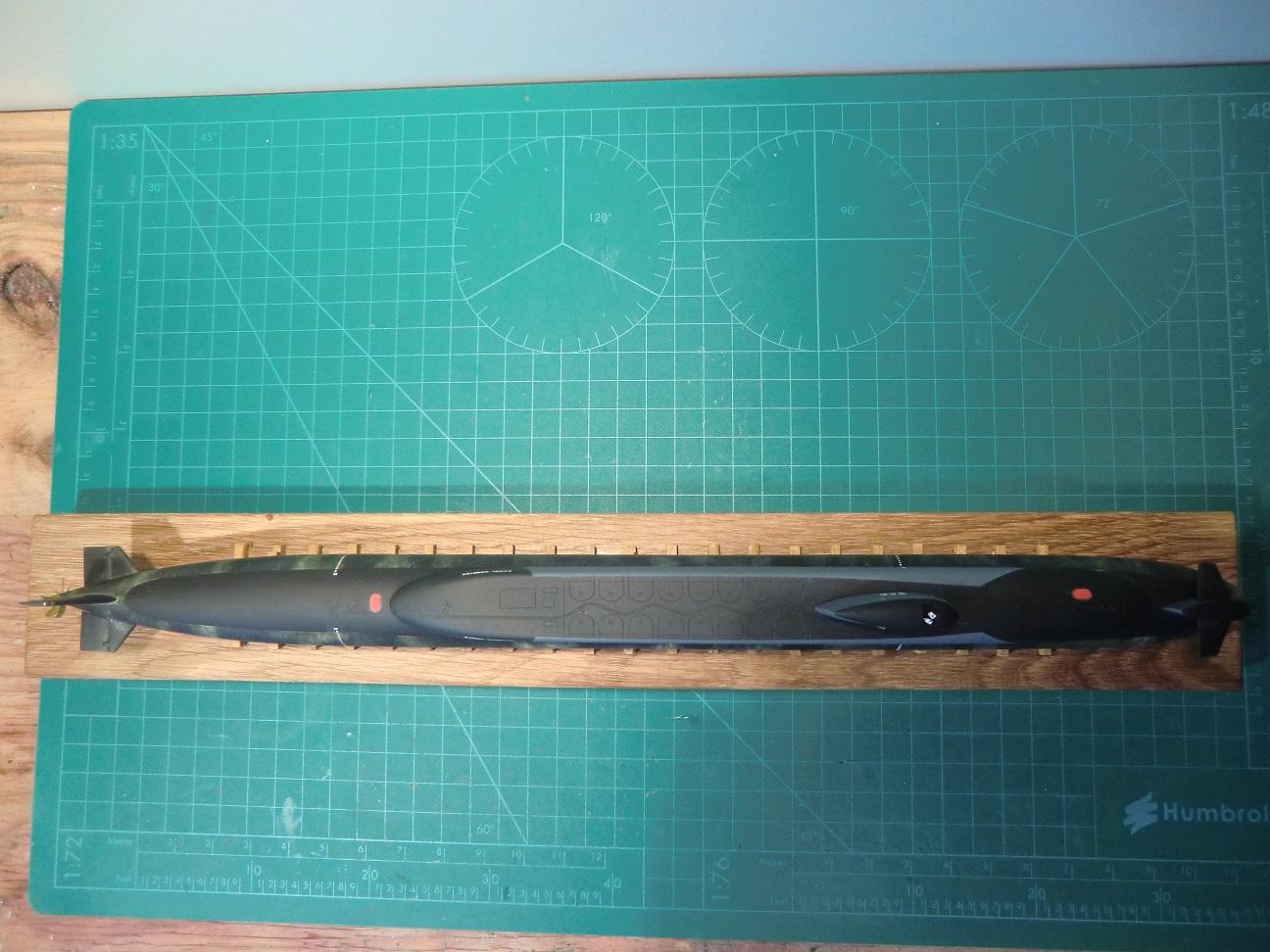 SSBN Classe Lafayette 1/350 163432CIMG8330