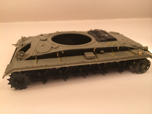 M24 Chaffee light tank, AFV Club 1/35 164060IMG35741