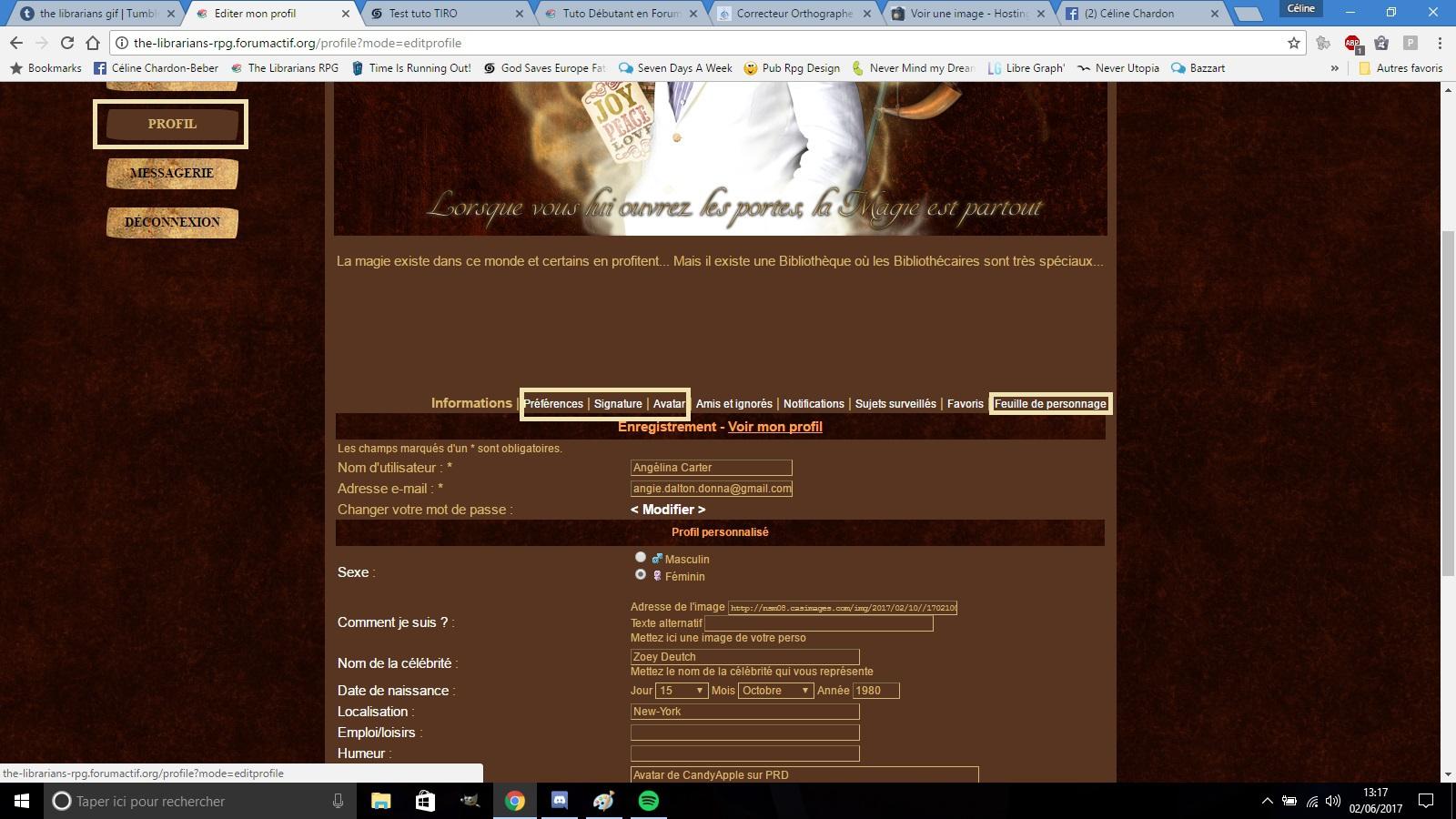 Tutoriel Pour Débutant enFORUM  RPG 164857tutol13