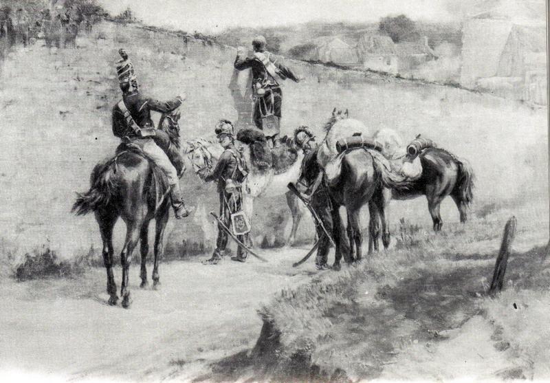 L'épopée Napoléonienne du 8 ème Régiment de Hussards  166003Historique8RHN17