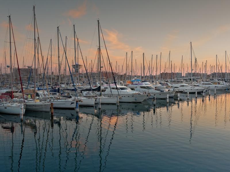 Un matin sur le port 1660724040