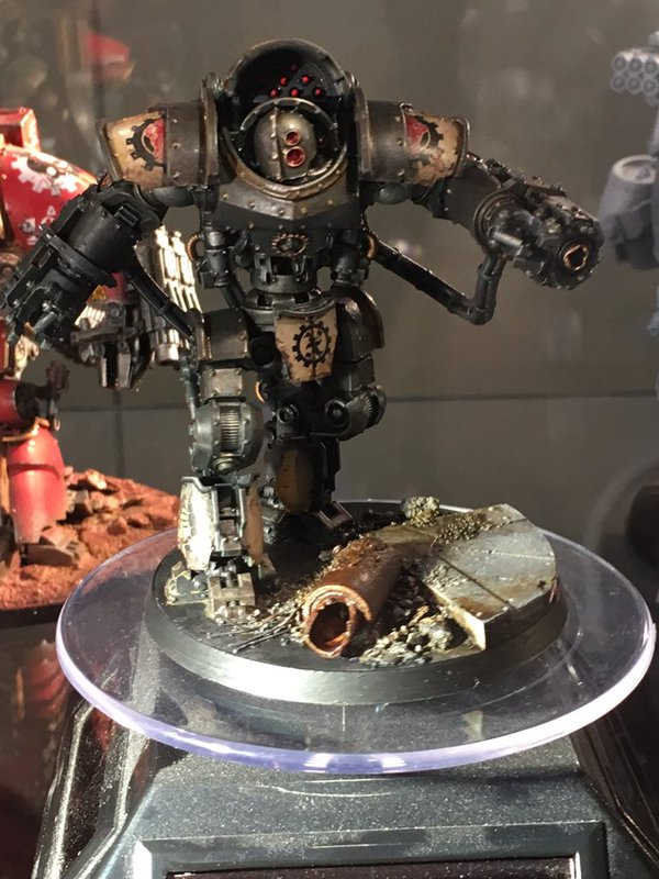 [The Horus Heresy Weekender 2016] - Centralisation des news 166365CahghUCW4AAmDFs