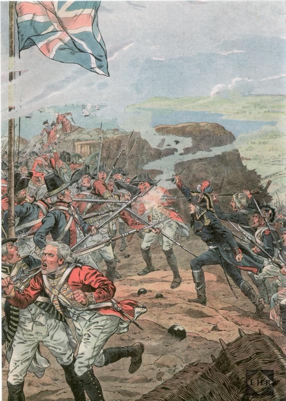 le siège et la prise de Toulon - 1793 166389sigedeToulon