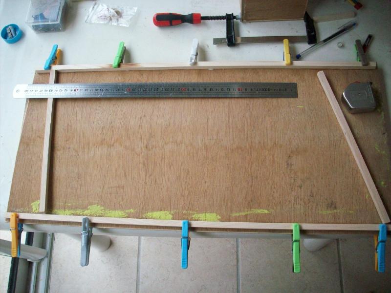 fabrication d'une caisse de transport pour le scania 1669341008845