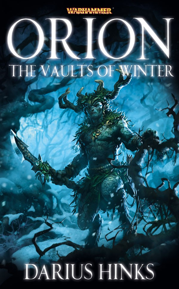 Orion: The Vaults of Winter de Darius Hinks 167101orion
