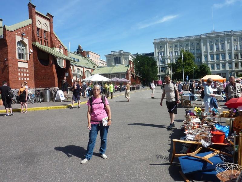 GRAND TOUR DE LA SCANDINAVIE EN 60 JOURS ET 12000 KMS FINLANDE 167302P1130349