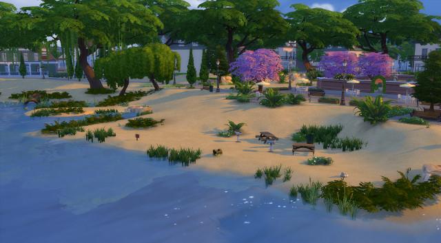 [Fiche] Emmener vos Sims et leur matériel à la plage grâce à trois mods: Beach mod, Life is a Beach Mod, Packing Crate Mod 169087WillowCreek1
