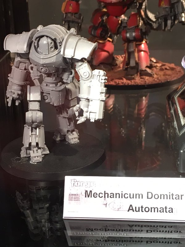 [The Horus Heresy Weekender 2016] - Centralisation des news 169433CahghUpWwAAG65x