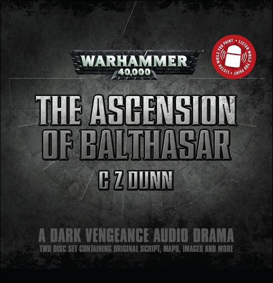 Vengeance Noire – Le Roman & The Ascension of Balthasar de C.Z. Dunn 169881balthasar