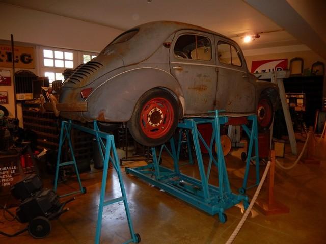 Manoir de l'Automobile et des Vieux Métiers de Lohéac 35550 170128GEDC3328