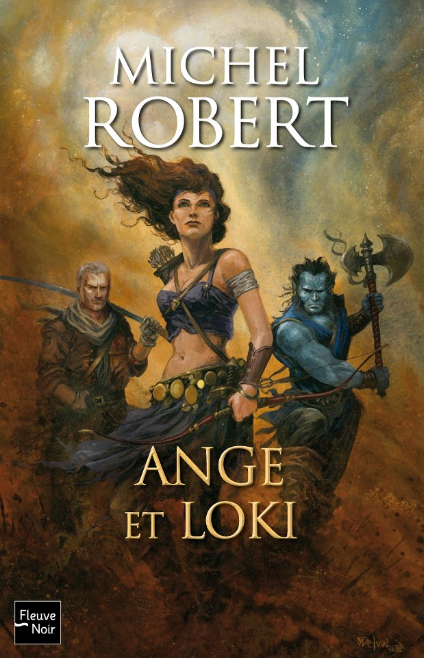 News romans et cycles Fantasy et Médiéval Fantastique 170142AngeetLoki