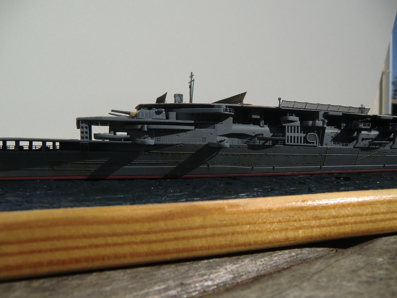 Akagi version originale 1/700 170685Akagi4