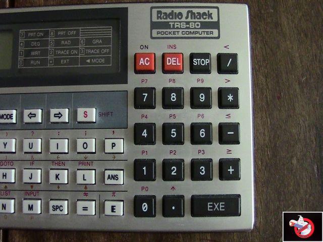 Radio Shack TRS-80 et Cassette Interface 17104405