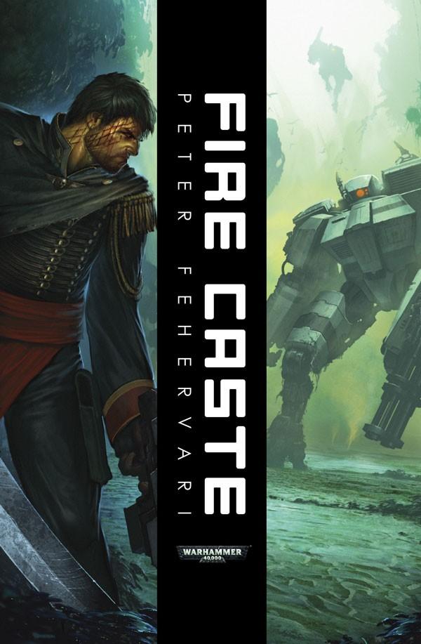 Fire Caste by Peter Fehervari 171355Firecaste