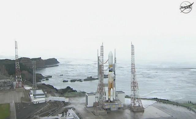 [Japon] Lancement et mission d'HTV 3 (Kounotori-3) 17140403h48