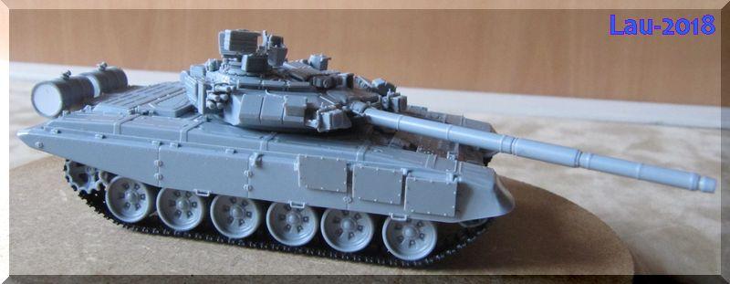 T90 Vladimir - Zvezda - 1/72ème 171499T9015