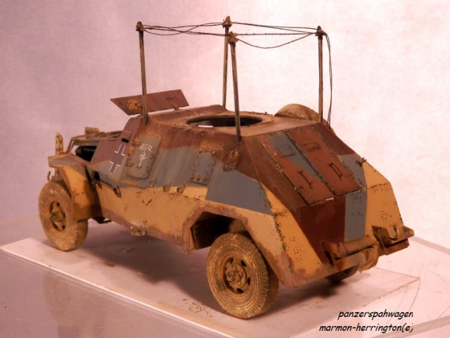 panzerspahwagen(Marmon-Herrington(e)IBG model 1/35 171723PC260013