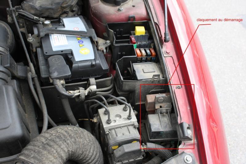 batterie voiture xsara 1.9d