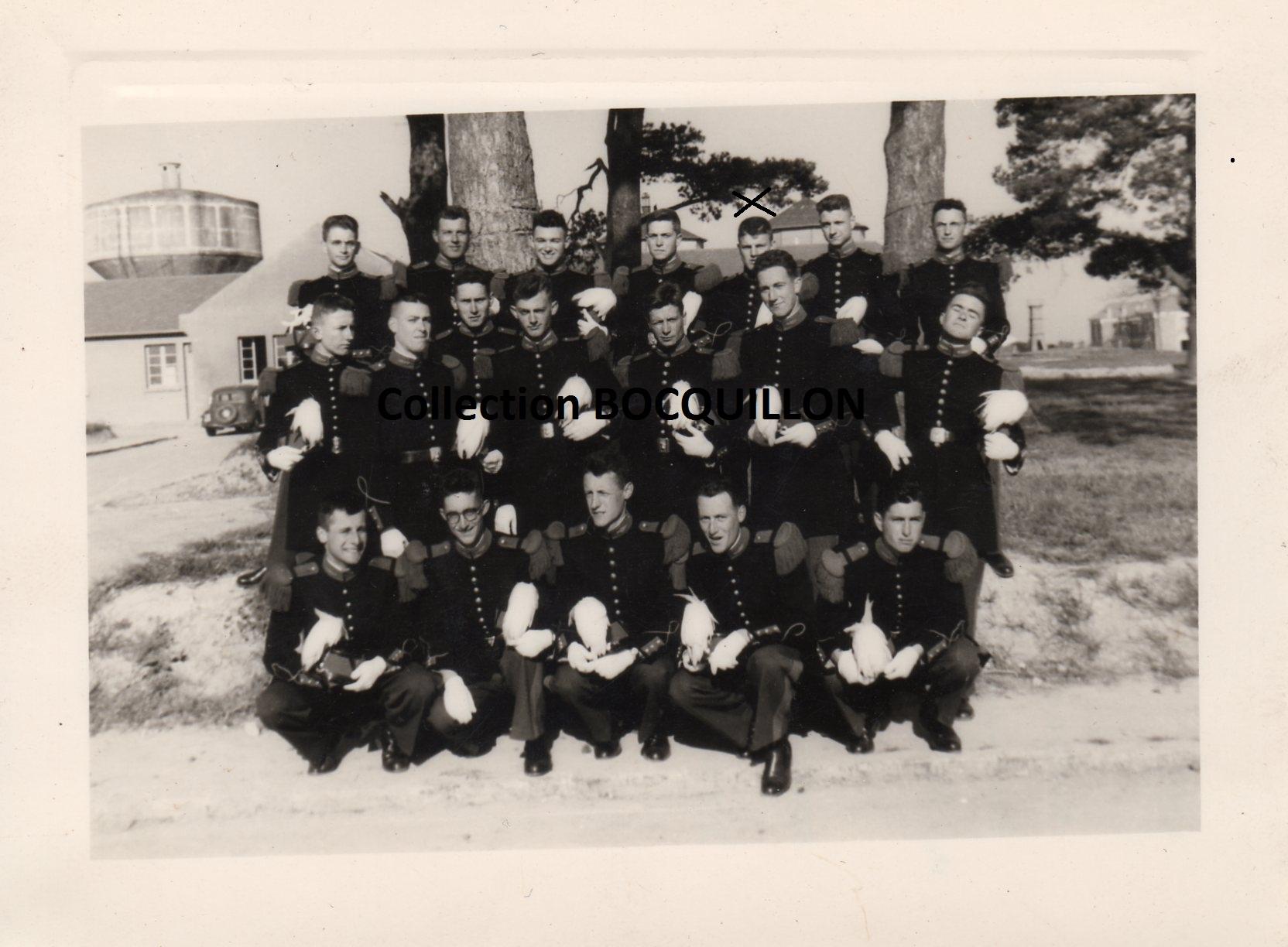 """Sous-lieutenant Yves ALLEMANE Promotion """"AMILAKVARI"""" 18è RCP AFN 172493133"""