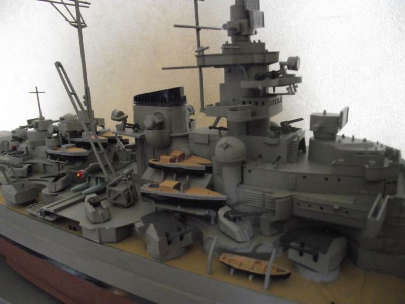 Tirpitz Tamiya 1x350 173179Tirpitz10