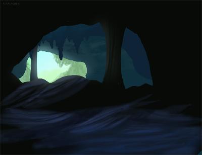 La caverne aux merveilles ! [& Main] 173231grottepassage