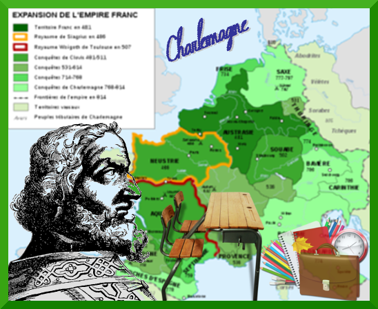 vote cours d'histoire 174103charlemagne2