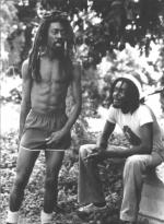 Bunny Wailer et Peter Tosh