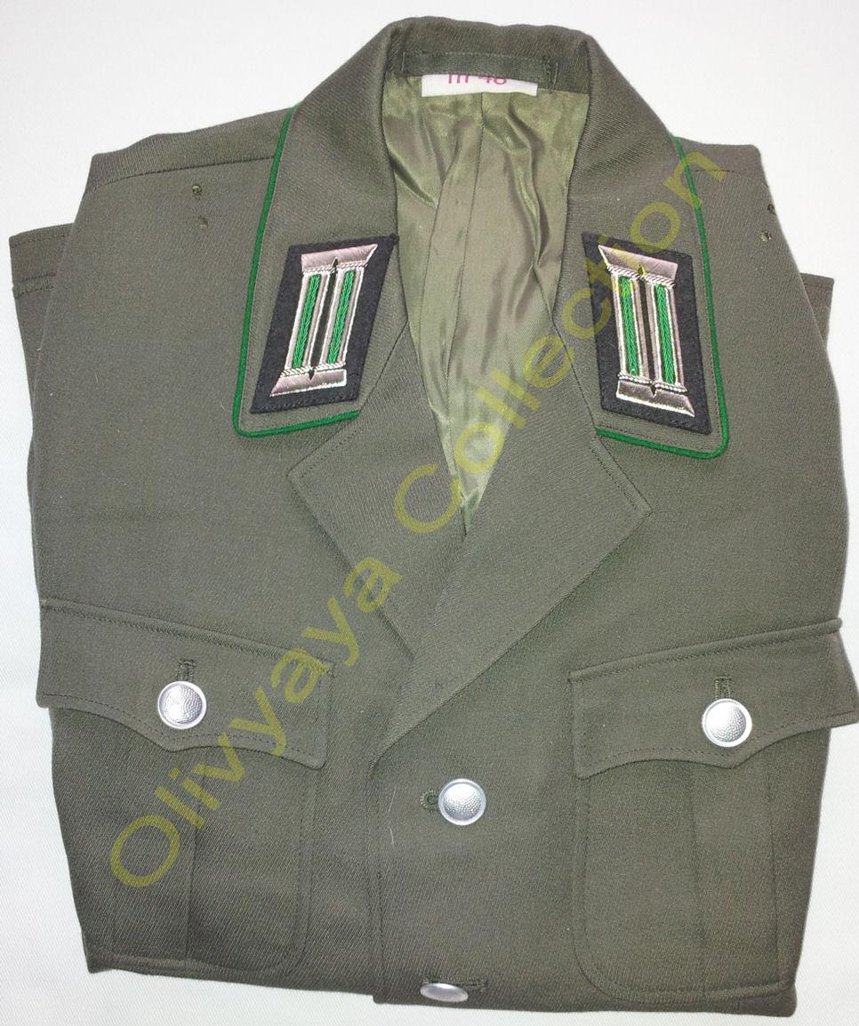 [Vendue] Veste officier GT époque Wende ! 17485120151125143003