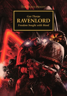Programme des publications The Black Library 2016 - UK 175023447771RavenLord